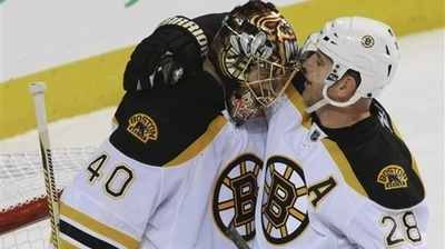 Rookie Goaltender Tuukka Rask's Development Inspires Confidence in Bruins