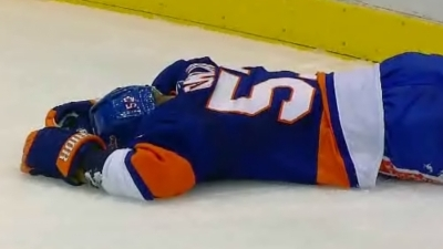 Michael Ryder Receives Misconduct for Ugly Hit From Behind on Blake Comeau