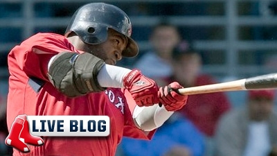 Red Sox Live Blog: Rays Snap Sox' Home Winning Streak