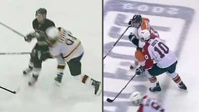 Colin Campbell's Comparison of Matt Cooke to Mike Richards Does Not Match