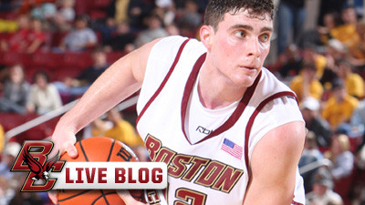Boston College Loses to Virginia in First Round of ACC Tournament