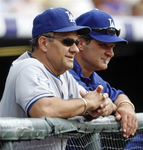Don Mattingly Slowly Claiming Heir to Joe Torre's Dodger-Blue Throne