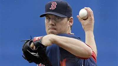 John Lackey Tosses Three Shutout Innings as Red Sox Pound Mets 8-2