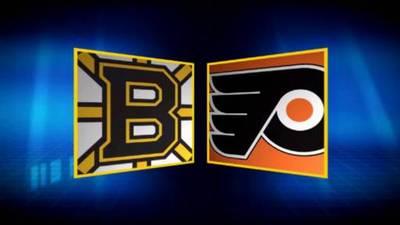 Bruins Pound Flyers 5-1