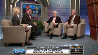 BU's Jack Parker and BC's Jerry York Call Hockey East 'Most Competitive' in Years
