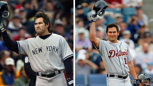Boston Fans Have Seen It Before: Johnny Damon Receives Warm Ovation at Steinbrenner Field