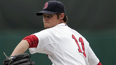 Clay Buchholz Still Learning Mental Side of Pitching Like Pro