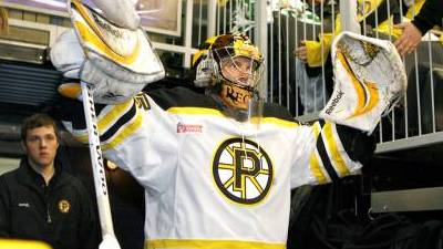 South Boston's Kevin Regan Feels Right at Home as Role Model on P-Bruins