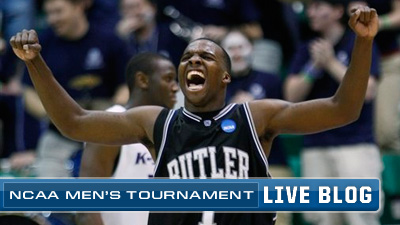 NCAA Tournament Live Blog: Butler Upsets Kansas State to Punch Ticket to Indianapolis