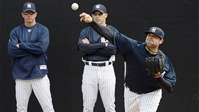 Joba Chamberlain Staying in Bullpen Says Pitching Coach Dave Eiland