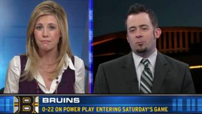 Upcoming Sabres Game to Test Bruins' Mettle