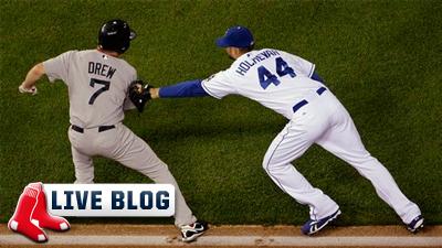 Red Sox Live Blog: Sox Slug Five Homers to Top Zack Greinke, Royals 8-3