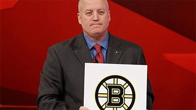 Bruins Will Have No. 2 Overall Pick in 2010 NHL Draft