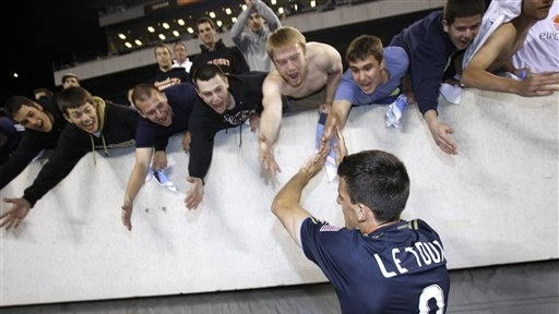 MLS on Pace to Surpass Both NHL, NBA in Average Attendance