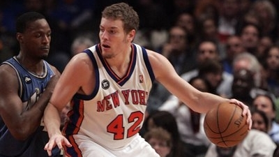 David Lee Likely Out of New York After 'One Last Knick Victory'