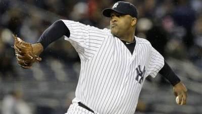 CC Sabathia Leads Yankees Past Rangers 5-1