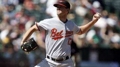 Orioles Snap Nine-Game Losing Streak with 8-3 Win in Oakland