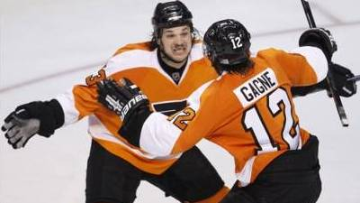 Dan Carcillo's Overtime Winner Gives Flyers 2-1 Series Lead on Devils