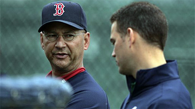 Theo Epstein, Terry Francona Aiming to Turn Around Red Sox' Poor Start