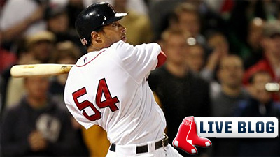 Red Sox Live Blog: Darnell McDonald Smacks Walk-Off RBI Single to Give Sox 7-6 Win