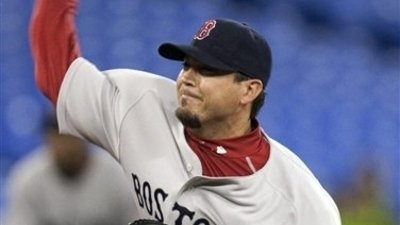Josh Beckett, Red Sox Rotation Continue to Struggle
