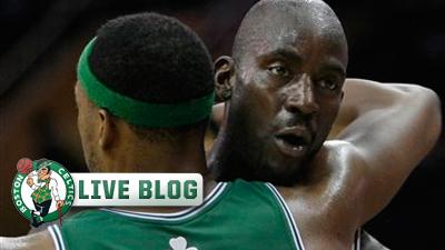 Celtics Live Blog: C's Hold Off Orlando Comeback, Prevail in Game 1 of East Finals