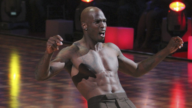 Chad Ochocinco Gets Sacked From 'Dancing With the Stars'