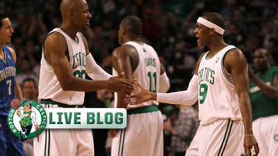 Jameer Nelson Hits Two Huge 3s, Magic Beat Celtics in Overtime to Stay Alive