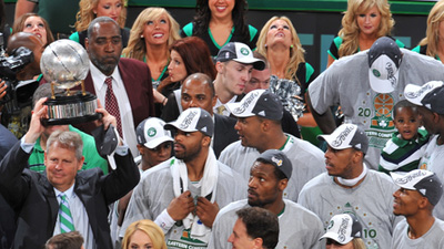 Celtics Back in NBA Finals After Beating Magic 96-84 in Game 6