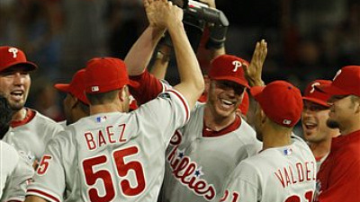 Roy Halladay Tosses Perfect Game as Phillies Down Marlins 1-0