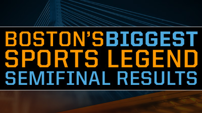Ted Williams, Larry Bird Eliminated From Boston's Biggest Sports Legend Competition