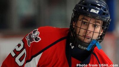 Everett's Connor Brickley Prepared to Live Dream Journey to NHL