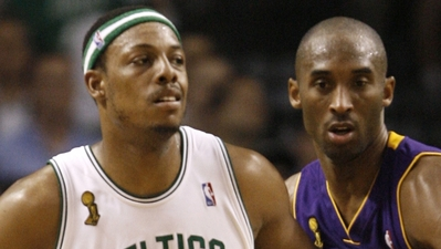 Celtics, Lakers Have Eight Potential Hall of Famers Taking Center Stage
