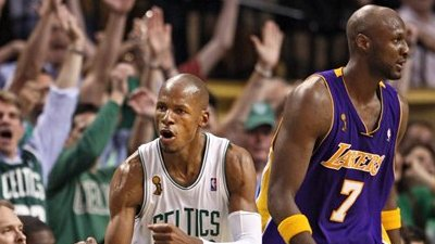 Stopping Kobe Bryant, Athleticism of Celtics Will Be Key to Defeating Lakers