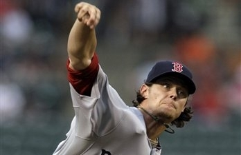 Clay Buchholz Moving Up American League Leaderboard in Wins