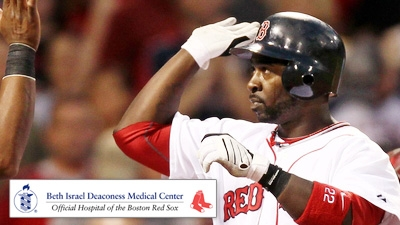 Weight Lifting a Careful Routine for Bill Hall, Red Sox
