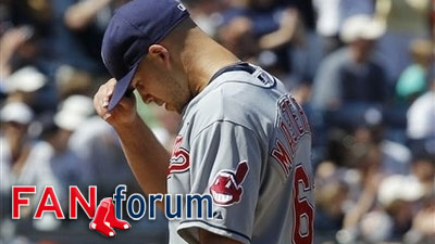 Is Justin Masterson Better Suited to Be a Starter or Reliever?