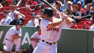 Daniel Nava's Long and Winding Road Leads Him to Shadows of Fenway Park's Green Monster