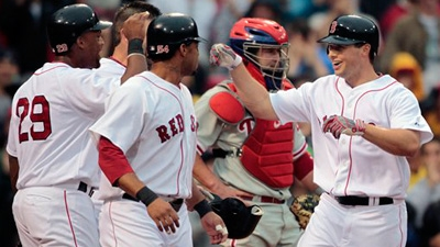 Daniel Nava's Grand Red Sox Debut 'Has Gotta Be Heaven' for Nava Family