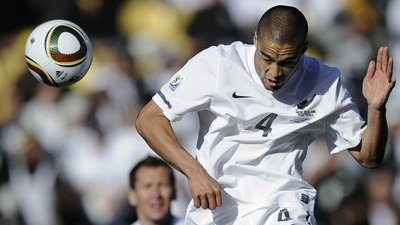 Winston Reid's Late Header Earns New Zealand First-Ever World Cup Point