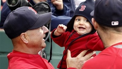 On Father's Day, Red Sox Manager Terry Francona Recalls Growing Up Around Baseball