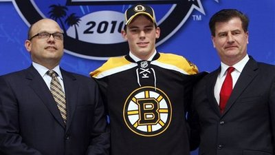 Tyler Seguin Selected Second Overall, Happy to Be a Bruin