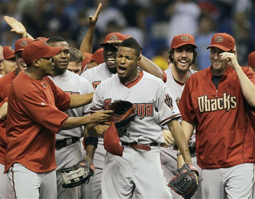 Edwin Jackson Blazes New Trail for Mohawked Athletes in Spinning No-Hitter Against Rays