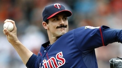 Armed With Mean Mustache, Carl Pavano Finding Succcess With Twins