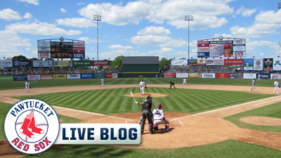 PawSox Live Blog: Adam Mills Snags Second Win, Carries Pawtucket to Victory