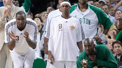 If Dwyane Wade, LeBron James and Chris Bosh End up in Miami, Celtics May Still Be OK in East