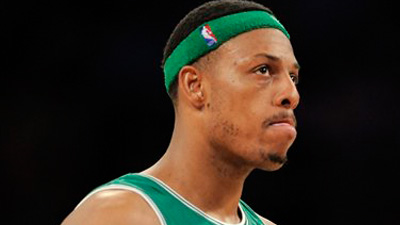 Report: Paul Pierce to Opt Out of Contract With Celtics