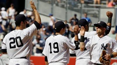Brett Gardner Grand Slam Keys 11-Run Inning in Yankees' Rout of Blue Jays