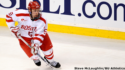David Warsofsky Living the Dream of a Top Bruins Prospect
