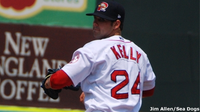 Red Sox Farmhand Casey Kelly Ranks 21st Among Top 25 Prospects in Baseball